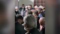 Adalet Bakanı Gül, Bakan Soylu'nun annesinin taziyesinde Kur'an okudu