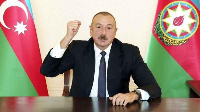 Aliyev duyurdu! Ateşkesin ardından Ermenistan'la müzakereye başladık