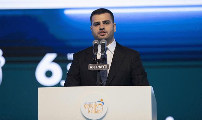 Eyyüp Kadir İnan AK Parti Gençlik Kolları Başkanı seçildi