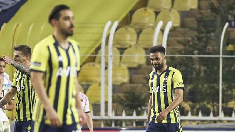 Fenerbahçe'nin, Kadıköy'de yüzü gülmüyor!