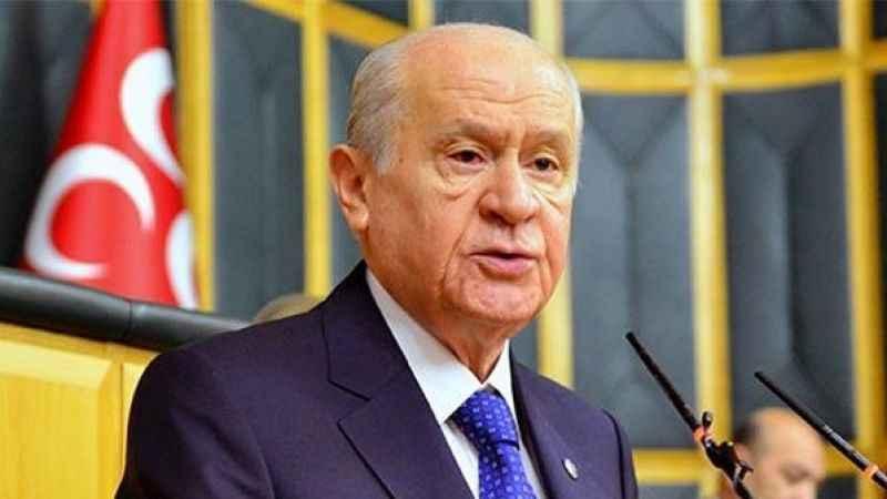 Mehmet Barlas: Devlet Bahçeli hem Cumhur İttifakı'nın sözcüsüdür!