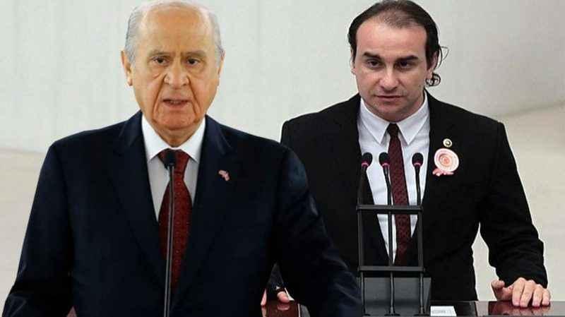 MHP'ye Türkeş'in oğlundan flaş öneri: Cumhur İttifakı'nı boz...