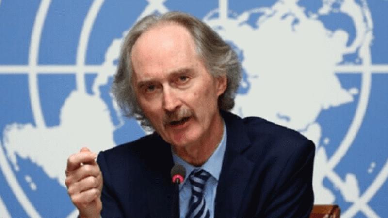 BM Suriye temsilcisi Antalya'da! Türkiye'nin Suriye'deki rolü önemli