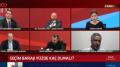TV100'de canlı yayın karıştı! AKP'li ve CHP'li isim birbirine girdi
