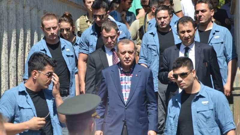 Erdoğan'ın koruması intihar etti: Cenazeme kimse gelmesi