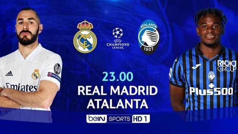 Real Madrid - Atalanta maçı saat kaçta hangi kanalda? Muhtemel 11'ler
