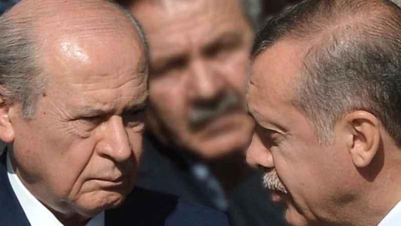 Devlet Bahçeli'den, Cumhurbaşkanı Erdoğan'a açıktan tehdit!