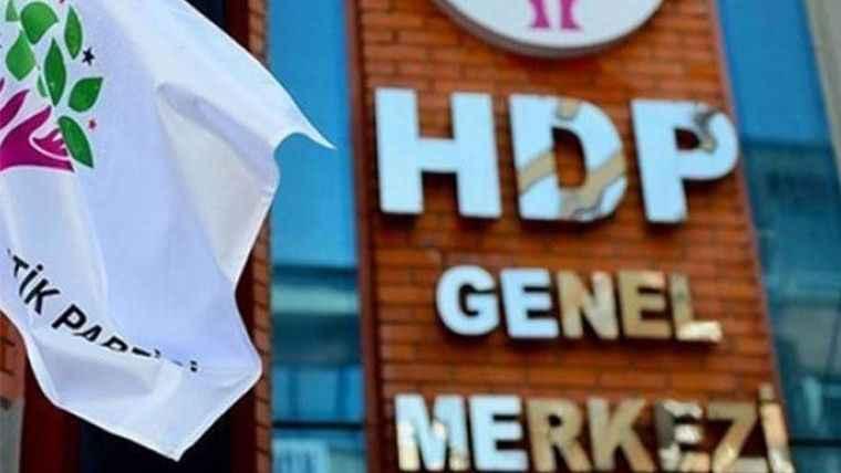 HDP'den 'kapatılma davası' açıklaması