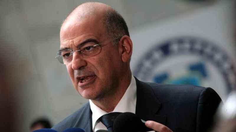 Yunan bakandan geri vites! Dendias: 'Çavuşoğlu ile görüşmek isterim'