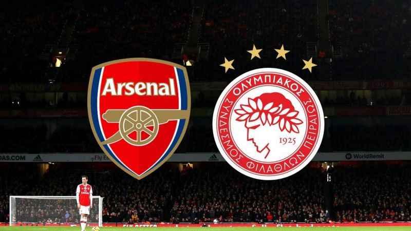 Arsenal Olympiakos maçı ne zaman, saat kaçta ve hangi kanalda?
