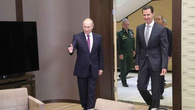 Rusya'da Doğu Akdeniz'e göz dikti! Esad için gaz arayacak