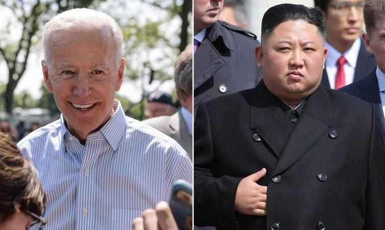 Kuzey Kore'den Biden'a yanıt! Ucuz numara yapmayın