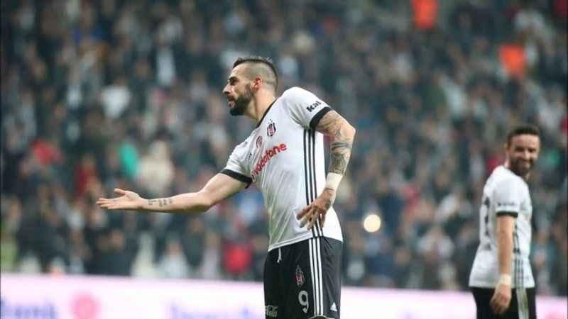 Alvaro Negredo: Beşiktaş'ta şampiyonluk yaşamayı çok isterdim