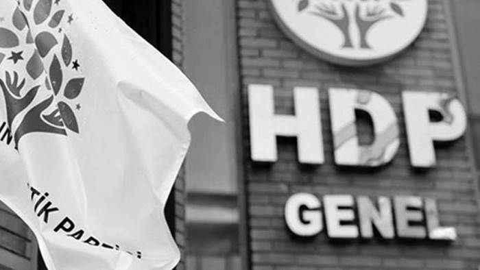 HDP'yi kapatma iddianamesi: Hazine yardımlarından yoksun bırakılsın