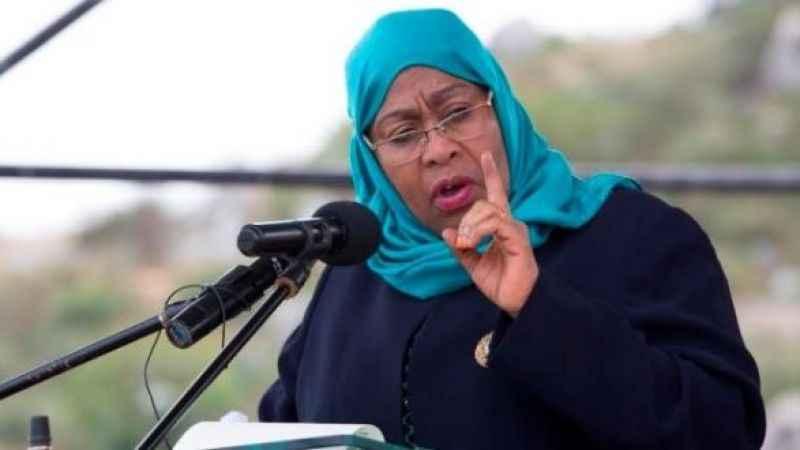 Afrika'nın o ülkesinde flaş gelişme: Başörtülü kadın devlet başkanı