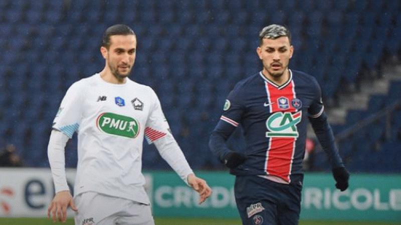 Yusuf Yazıcı penaltıyı kaçırdı! Lille, PSG'ye elendi