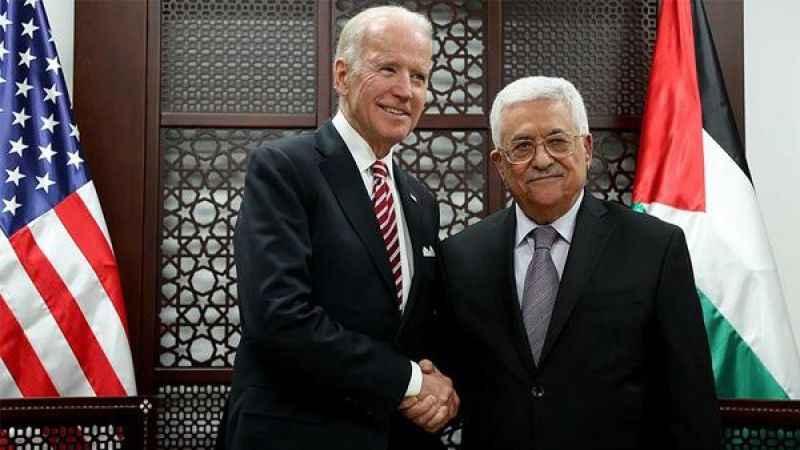 Filistin lideri Mahmut Abbas, Biden'dan telefon bekliyor