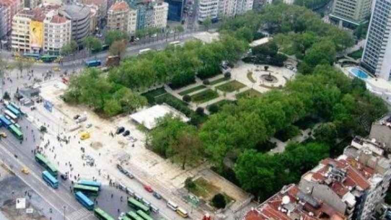 Gezi Parkı için flaş karar