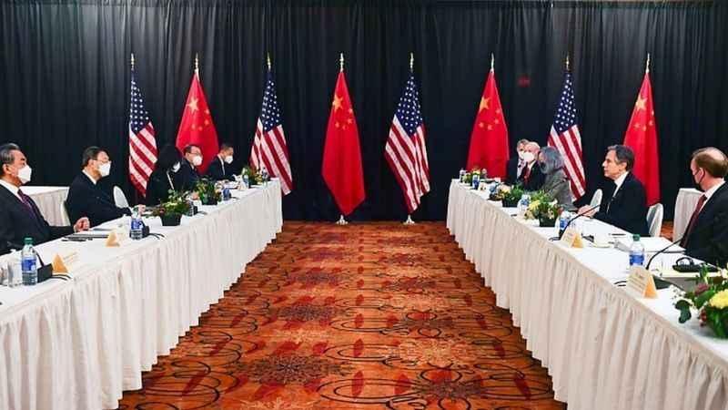 ABD-Çin gerilimi had safhaya çıktı! Alaska'da gergin dakikalar!
