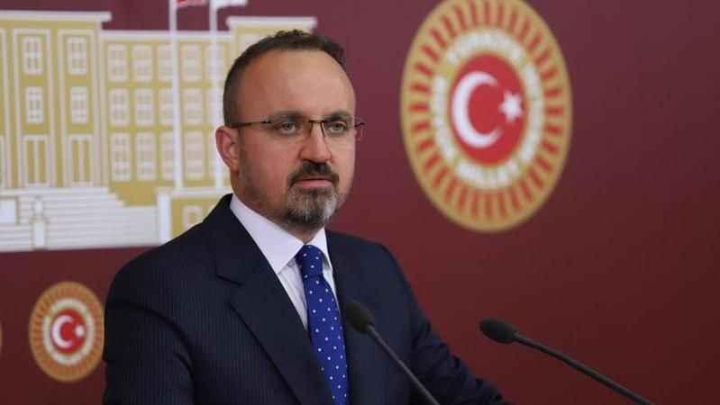 AKP'li Bülent Turan'dan HDP'ye '2010 referandumu' göndermesi!