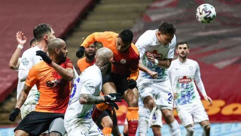 Müthiş maçta kazanan Rizespor! 7 gol, kırmızı ve penaltı...