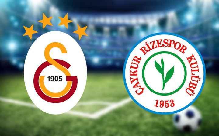 Galatasaray - Çaykur Rizespor canlı izle (Bedava beIN Sports HD 1 izle)