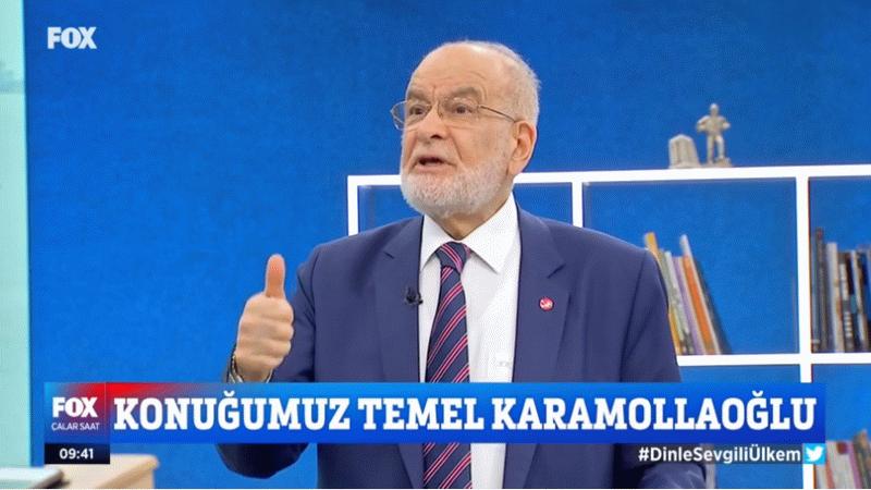 Karamollaoğlu'ndan, Kabaktepe açıklaması: Tabanımız AKP'ye oy vermez!