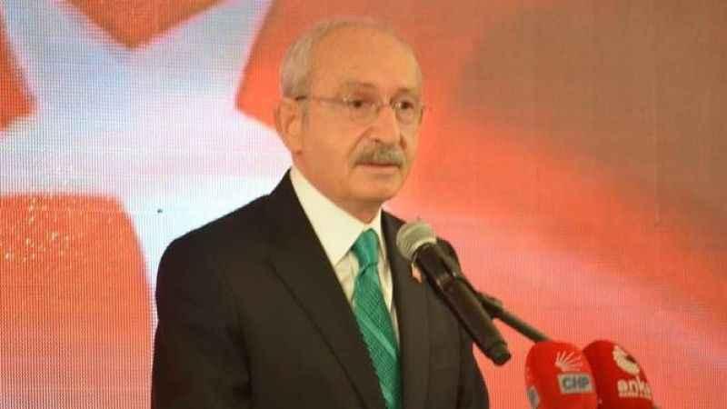 Kemal Kılıçdaroğlu, çalıştayda konuştu: Sen ben demeden çalışacağız