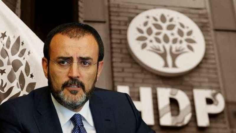Mahir Ünal'dan HDPyi kapatma davası yorumu: Cevabını yargı verecek