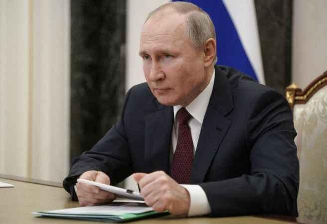 Putin'den kritik Biden açıklaması