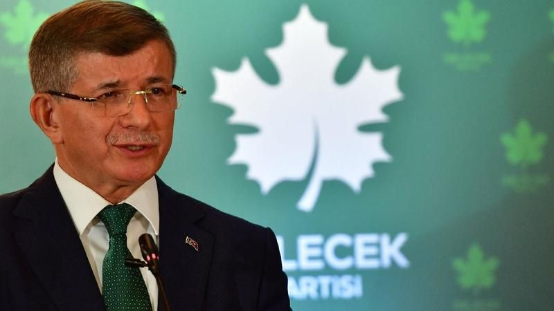 Gelecek Partisi Genel BaşkanıAhmet Davutoğlu,Merkez Bankası BaşkanıNaci Ağbal'ın görevden alınmasına tepki gösterdi.