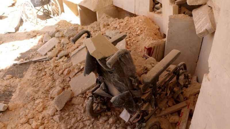 Son Dakika! İdlib'de hastaneye saldırı! 1'i çocuk 6 kişi öldü!