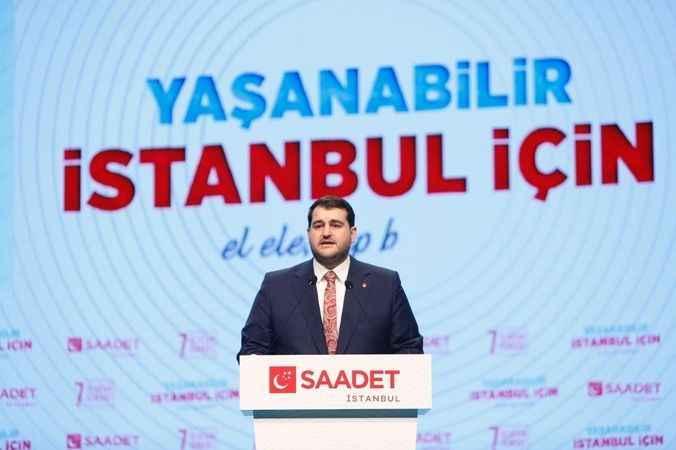 Saadet İstanbul Kongresinde seçilen yönetim kurulu isimleri belli oldu