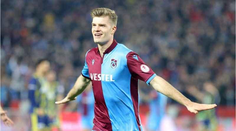 Alexander Sörloth'ten Türk futbolu hakkında dikkat çeken sözler