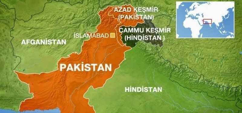 Cammu Keşmir'de çatışma! 4 kişi ölü