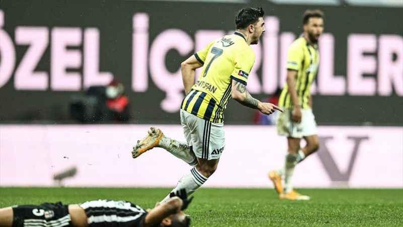 Fenerbahçeli Ozan Tufan'dan 109 km'lik füze!