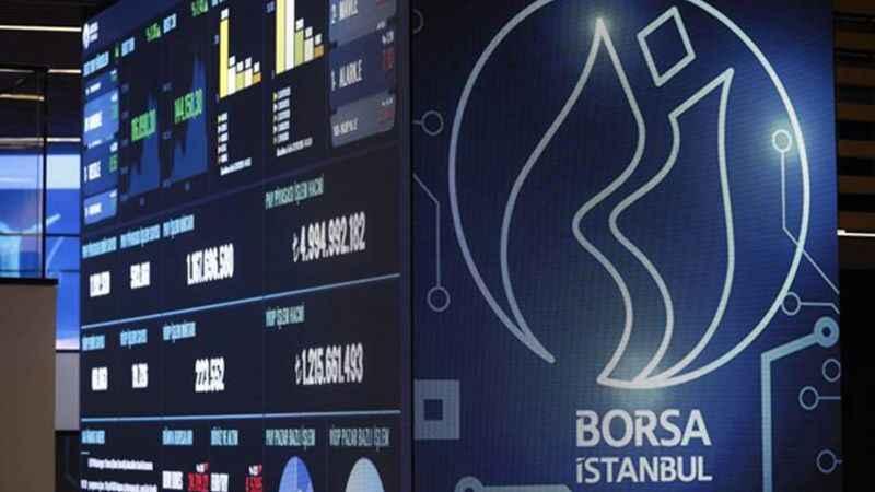 Piyasalar çalkantılı! Borsa'da sert düşüş