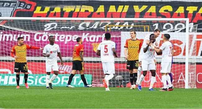Süper Lig'de en gollü hafta geride kaldı: İşte son puan durumu