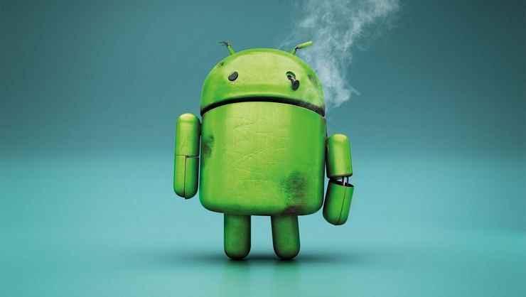 Android telefonlarda uygulamalar neden çöktü?