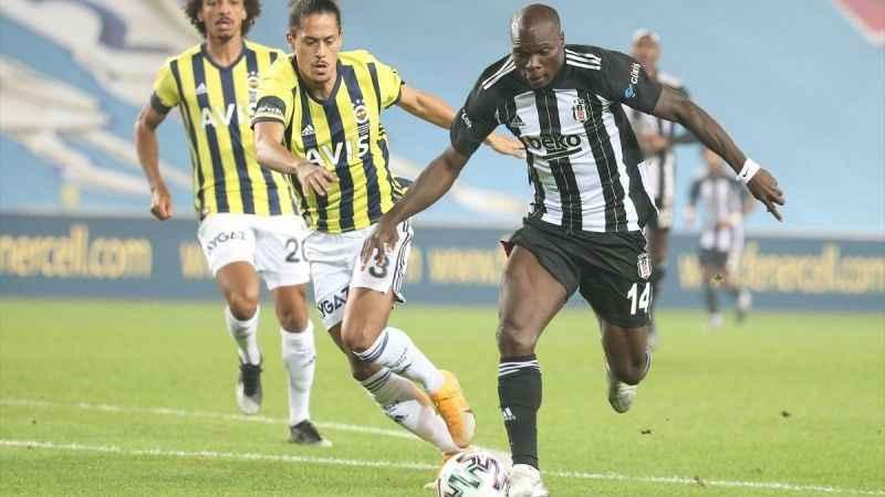 Beşiktaşlı Vincent Aboubakar: Hepinizden özür dilerim