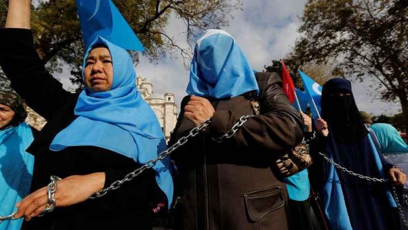 Çin'e Uygur yaptırımları giderek artıyor! Kanada'da harekete geçti