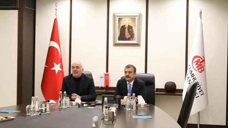 Yeni MB Başkanı'ndan banka müdürleri ile ikinci toplantı
