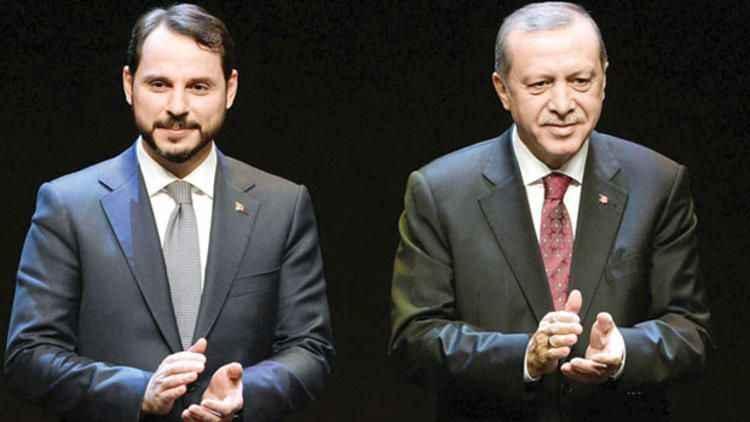 AK Parti kongresinde Berat Albayrak sürprizi