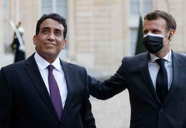 Fransa'nın Libya Büyükelçiliği yeniden açılıyor