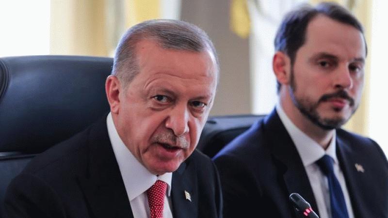 Erdoğan, Berat Albayrak'a en yakın ismi görevden aldı!