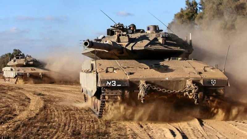 İşgalci İsrail ordusundan büyük hata! Gizli üsler yayınlandı