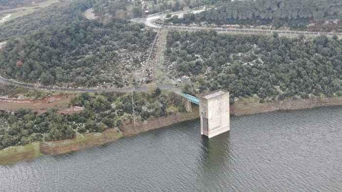 İstanbul'da barajlarda doluluk oranı ne kadar