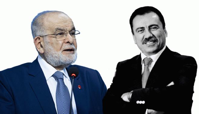 Temel Karamollaoğlu'ndan Muhsin Yazıcıoğlu mesajı