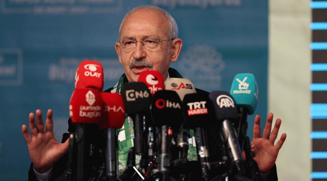 Kılıçdaroğlu önümüzdeki seçimleri işaret etti: Onlar belirleyecek