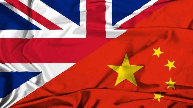 Çin'den İngiltere'ye Doğu Türkistan misillemesi!